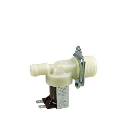 Universal Magnetventil 1-fach 180° 14,0mm Ø Waschmaschine Spülmaschine 645440692