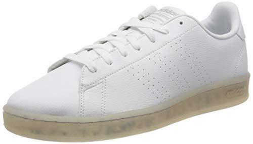 adidas Advantage, Zapatillas de Tenis Hombre, FTWBLA/FTWBLA/Gridos, 44 EU