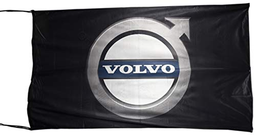 Cyn Flags Volvo Fahne Flagge 2.5x5 ft 150 x 90 cm