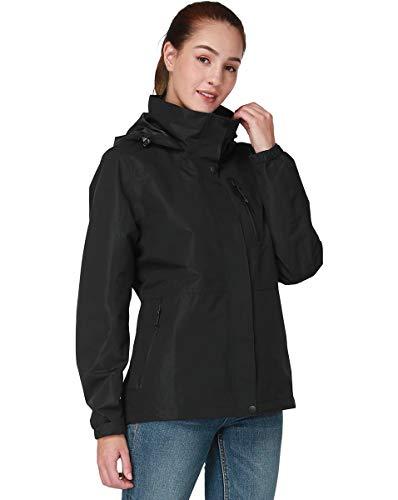 CAMEL Women Softshell Jacke Funktions Outdoor Jacke wasserabweisend im Bundle