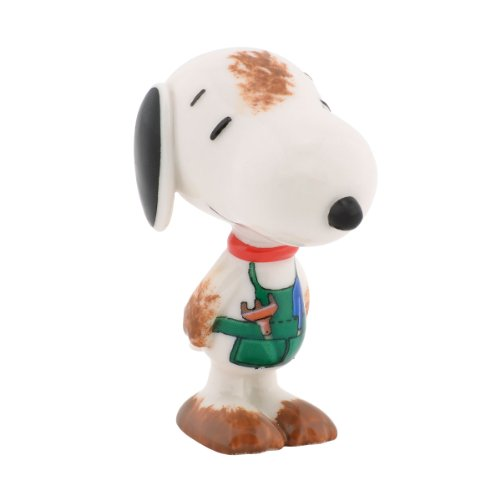 Department 56 Peanuts Dirty Dog Figurine, 3 inch