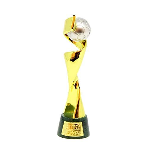 FIFA Women's World Cup France 2019™ Replica-100mm Trophy Erwachsene Unisex, Nachbildung, One Size