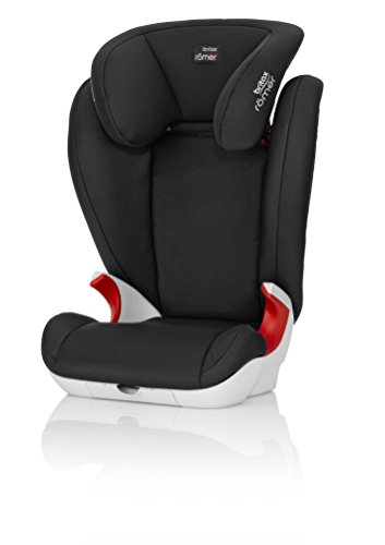 Romer KID II - Silla de coche, color negro