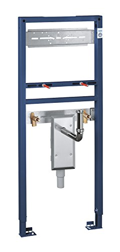GROHE Rapid SL 38625001, installatiesysteem voor wastafel, met UP-geurafsluiting, voor eengat of wandaccu