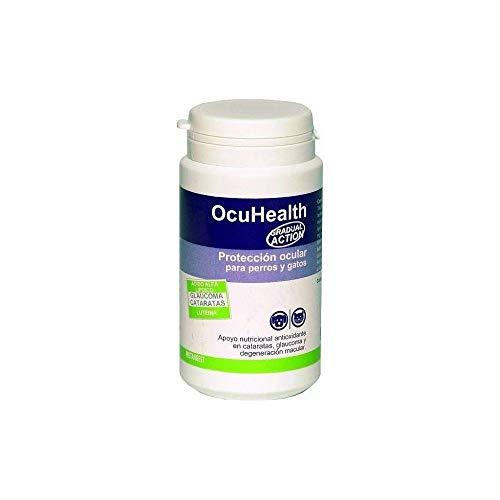 Stangest OcuHealth - Apoyo Nutricional Ocular para Perros y Gatos, 60 Capsulas