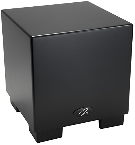 "MartinLogan Dynamo 700W 10"" Subwoofer with Wireless (Black)"