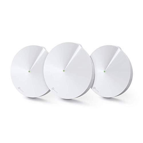 classement un comparer Réseau WiFi TP-Link AC2200 Mbit / s Deco M9 Plus (3) Système domestique, couverture WiFi…