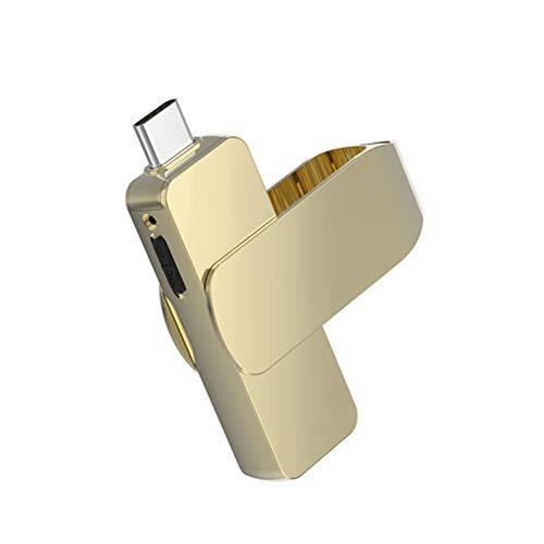 Grabadoras de Voz Digitales, U-Disco Activado por Voz Digital Mini Sonido De Audio del Dictáfono Portátil De MP3 Player For La Clase Conferencia Grabación De La Reunión (Size : 16GB)