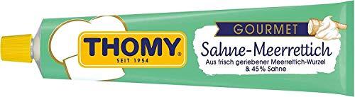 German Thomy - Crema de rábano picante (1 x 190 g)