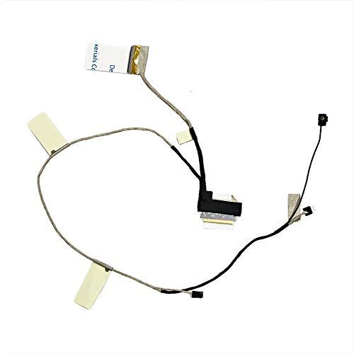 GinTai LCD Video LVDS Cable Replacement for ASUS ViveBook Q301LA-BHI5T02 Q301LA-BSI5T17 S301LA-C1073H