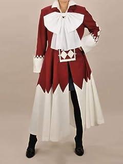 アリス コートセット Pandora Hearts コスプレ衣装 サイズオーダーも対応可能 (オーダーメイド)