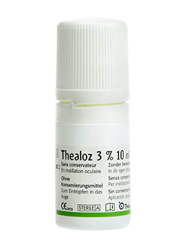 THEALOZ Augencreme, 10 ml