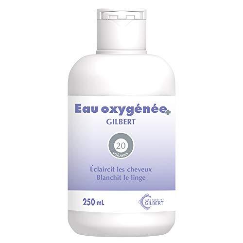 Gilbert - Eau Oxygenee 20 Volumes 250ml Gilbert