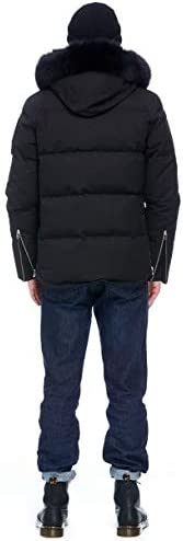 Moose Knuckles mens Down 3//4 Jacket down-outerwear-coats