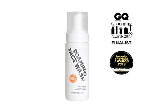 31st State Foaming Face Wash, antibacterial skin cleanser