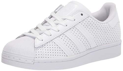 adidas Originals Superstar, Zapatillas Hombre, Blanco Blanco Núcleo Blanco, 39 2/3 EU
