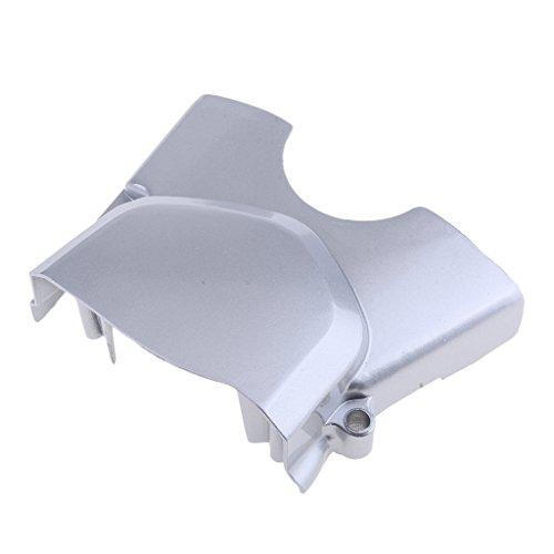 H HILABEE Kettenradkastendeckel Kettenschutz Für 90ccm 110ccm 125ccm Motorroller
