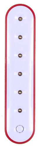 Five Star Locker Light, Magnetic, School Locker Accessories, Red (72544)