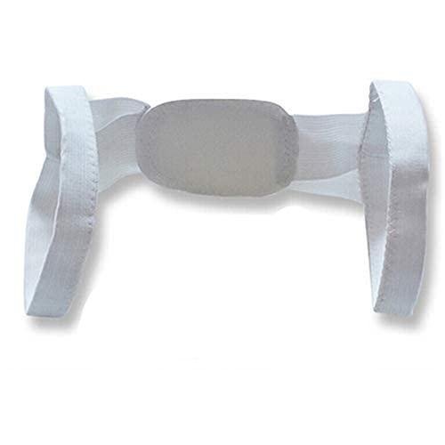 Corrector de postura Terapia ajustable Soporte de espalda Brace Cinturón Postura Corrector de hombro Hombres Mujeres Corrector de espalda Soporte joven Cinturón de hombro Soporte de espalda decoration