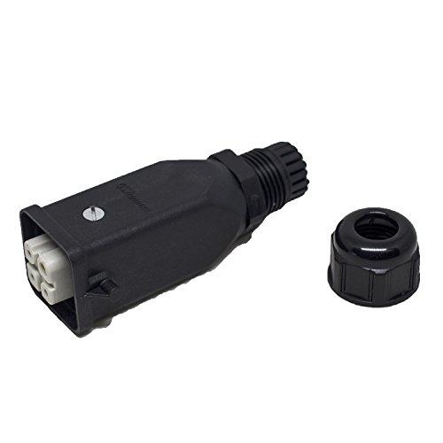 Connecteur câble pour abbacchiatore Twist- 900 – 023
