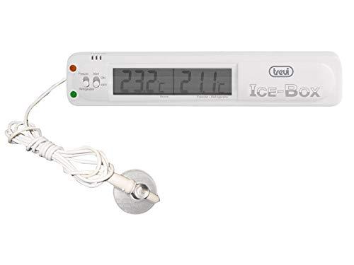 Trevi Te 3032 Thermomètre de Cuisine AAA 135 mm 26 mm 15 mm Blanc