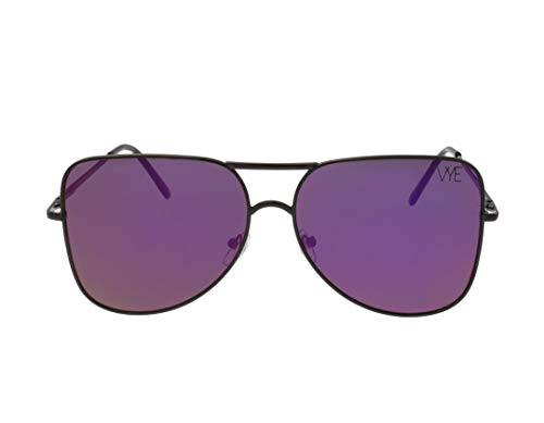 VYE Eyewear Sunglasses Eclipes Style Purple …