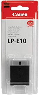 Canon LP-E10 Lithium-Ion Battery Pack