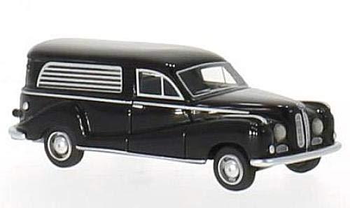 BMW 502, schwarz, 1952, Modellauto, Fertigmodell, BoS-Models 1:87
