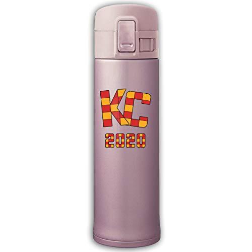 Top Groothandel 2020 Amerikaanse Voetbal Champs Travel Mok RVS Thermische Mok Vacuüm Flask Lekvrije Koffie Mok Met BPA Gratis Gemakkelijk Schone Deksel Houdt Koud Of Heet