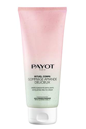Payot Gommage Amande - Body Scrub With Pistachio And Sweet Almond Extracts
