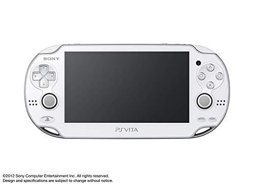 Sony Playstation Vita OLED 1000 Series WiFi (Zertifiziert generalüberholt) Weiß weiß