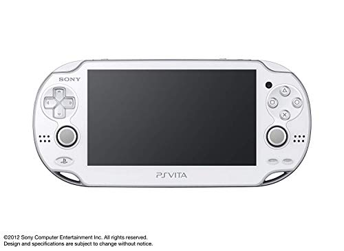 Sony Playstation Vita OLED 1000 Series WiFi Blanc (Reconditionné)