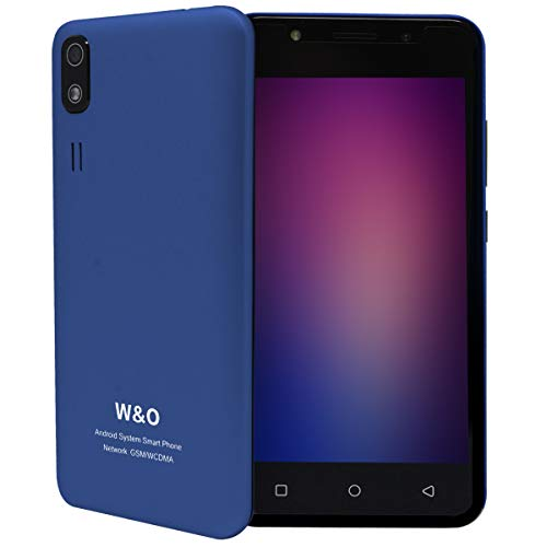 Celulares Baratos W&O 23. Cuenta con Android 8.1. Cámara de 13 Megapíxeles Con Flash LED. Cámara…