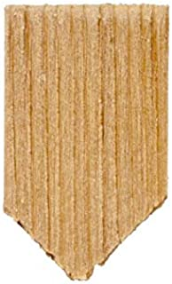 Factory Direct Craft Package of 500 Pieces Dollhouse Miniature Economy Cedar Diamond Shingles for Home Projects, Crafting, Decorating and Displaying for Holidays and More