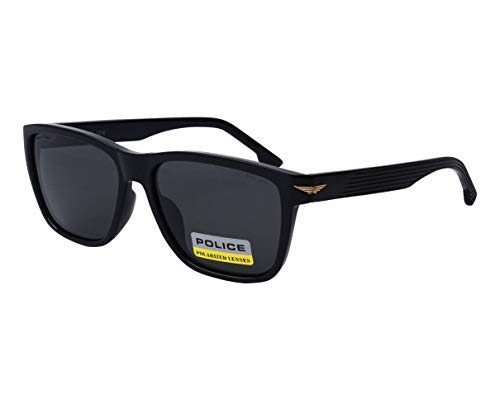 Police TAILWIND 3 SPLB-38-E Z42P - Gafas de sol, color negro y gris