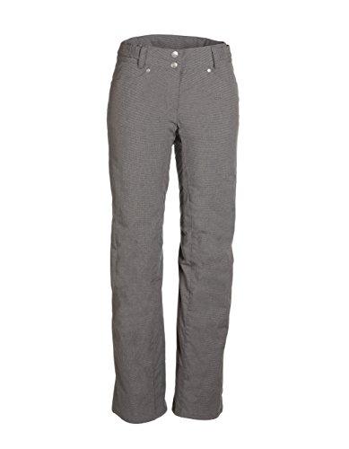 Phenix Damen Skihose Powder Snow Waist Pants, Grey, 38