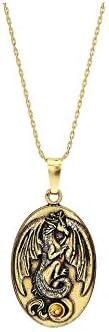 Alex and Ani Dragon Expandable Necklace Rafaelian Gold One Size product image