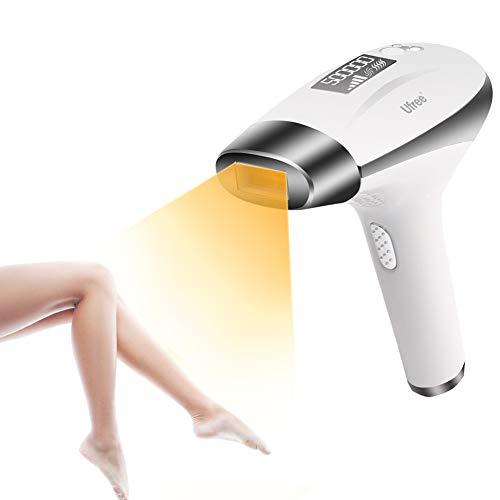 TTMZ Haarentfernung Laser, Laser Hair Removal Machine, FüR Dauerhaft Glatte Haut 300.000 Lichtimpulse