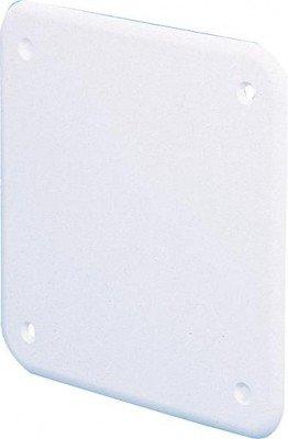 Werit 119-14670080-00 - Tapa de Repuesto para Caja de derivación empotrada (150 x 150 x 65 mm), Color Gris