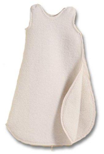 Prolana Babyschlafsack 100% Schafschurwolle
