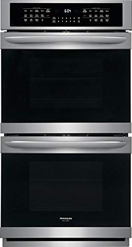 """Frigidaire Gallery 27"""" Stainless Steel Double Electric Wall Oven"""