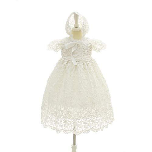 MILASIA Jurk Meisje Baby Verjaardag Verjaardag Volledige Maan Wijn Bruidsjurk Prinses Rok