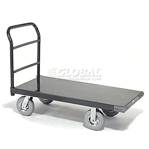 Platform Truck w/Steel Deck, 8