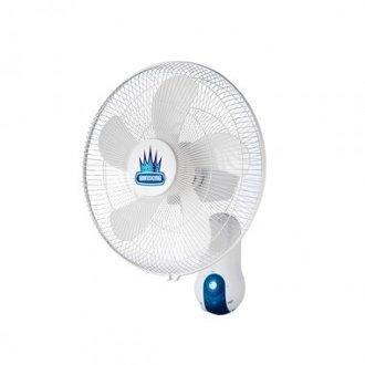 Wind King Ventilador oscilante de pared 360 – 40,64 cm