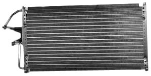 TYC 4720 Compatible with Chevrolet/GMC Serpentine Replacement Condenser