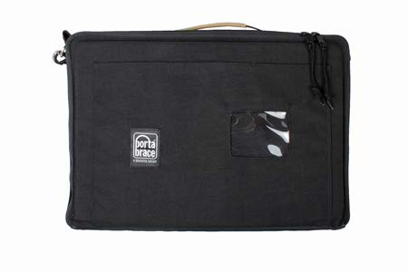 portabrace mo-lh1850Monitor Fall, Panasonic bt-lh1850, schwarz Taschen