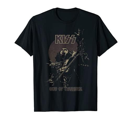 KISS - Gott des Donners T-Shirt