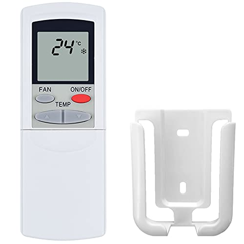RCECAOSHAN Replacement for Soleus Air Air Conditioner Remote Control KFS-12G KFR-12G KFR-18G KFR-24G KF(R)-09GW KF(R)-12GW KF(S)-12GW KF(S)-12GW/A