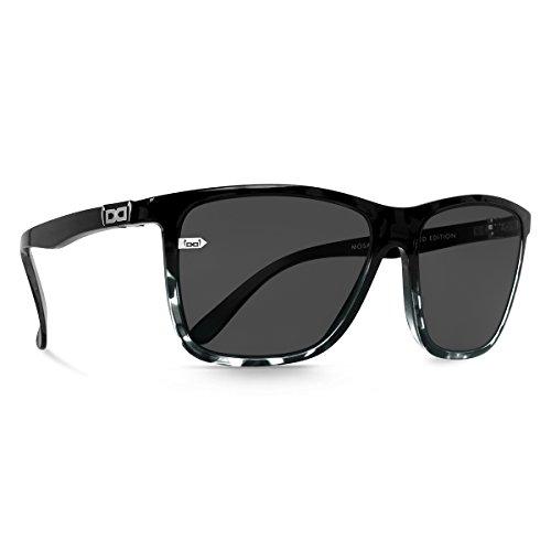 Gloryfy unbreakable eyewear (Gi15 St. Pauli Mosaik) - Unzerbrechliche Sonnenbrille, Sport, Lifestyle, Damen, Herren, Havanna-Black