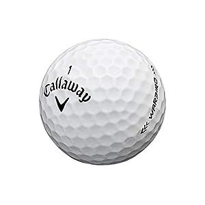 Callaway Warbird Golf Ball, Prior Generation, (One Dozen), White